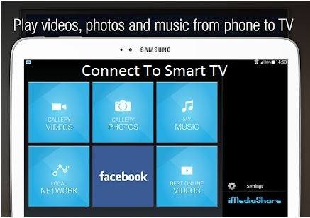 How To Connect iMediaShare to TV (LG/Sony/Samsung)?