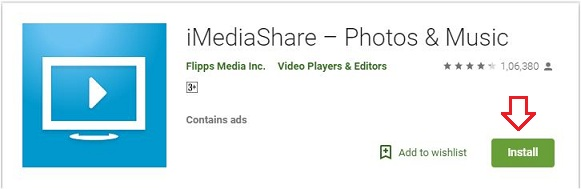 iMediaShare App Download