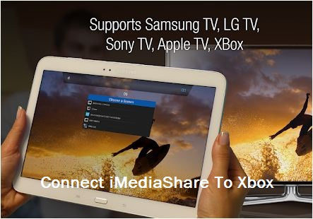iMediaShare to Xbox 360 Xbox One