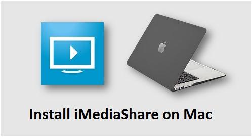 iMediaShare for Mac OS - Free Download